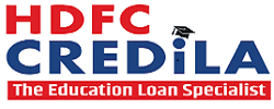 Education loan from HDFC Credila